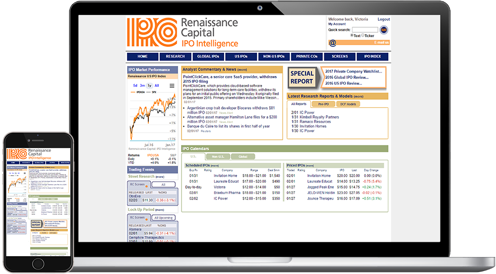 IPO Intelligence